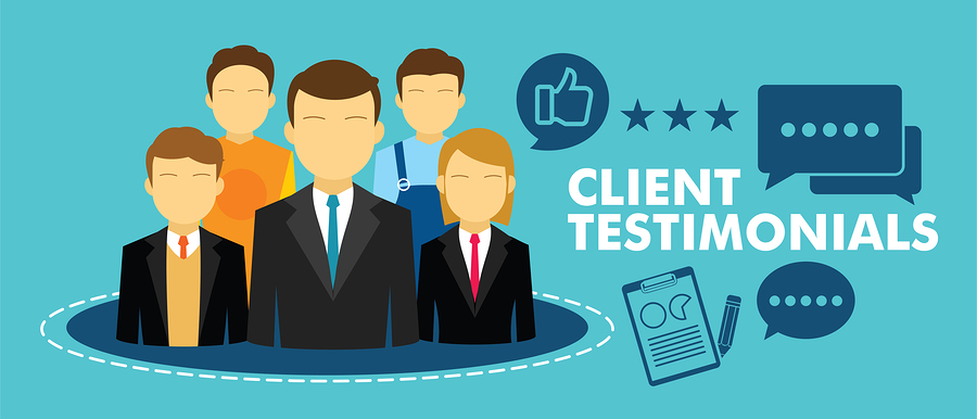 5 Ways To Capture & Share Client Testimonials