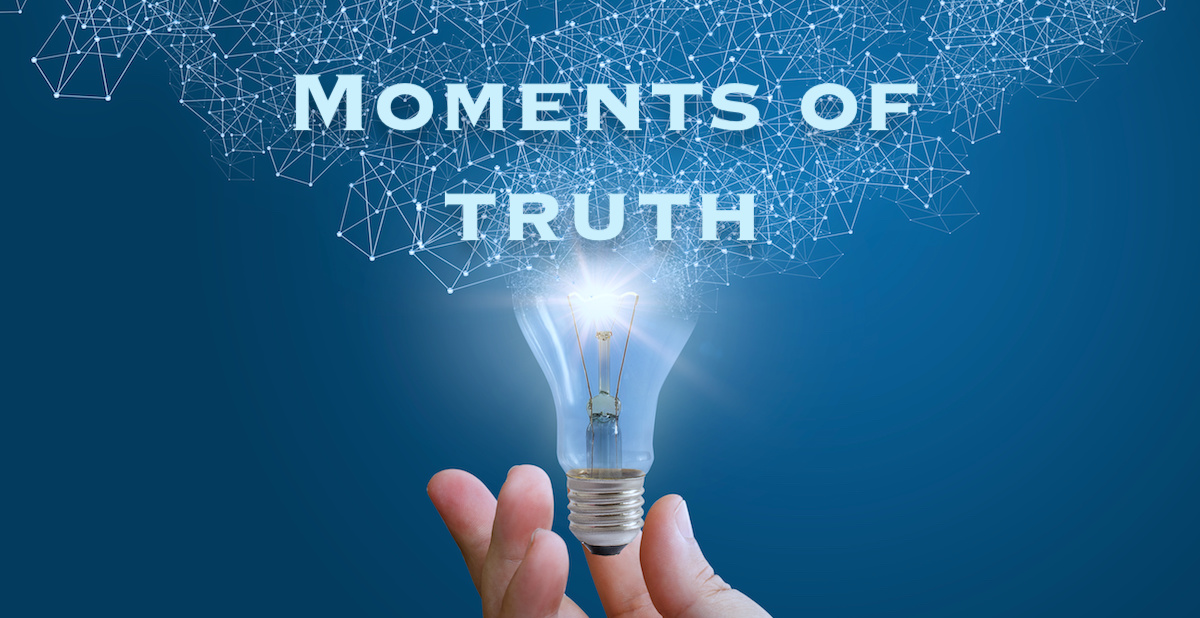 Stop Selling Your Business, Sell Moments Of Truth