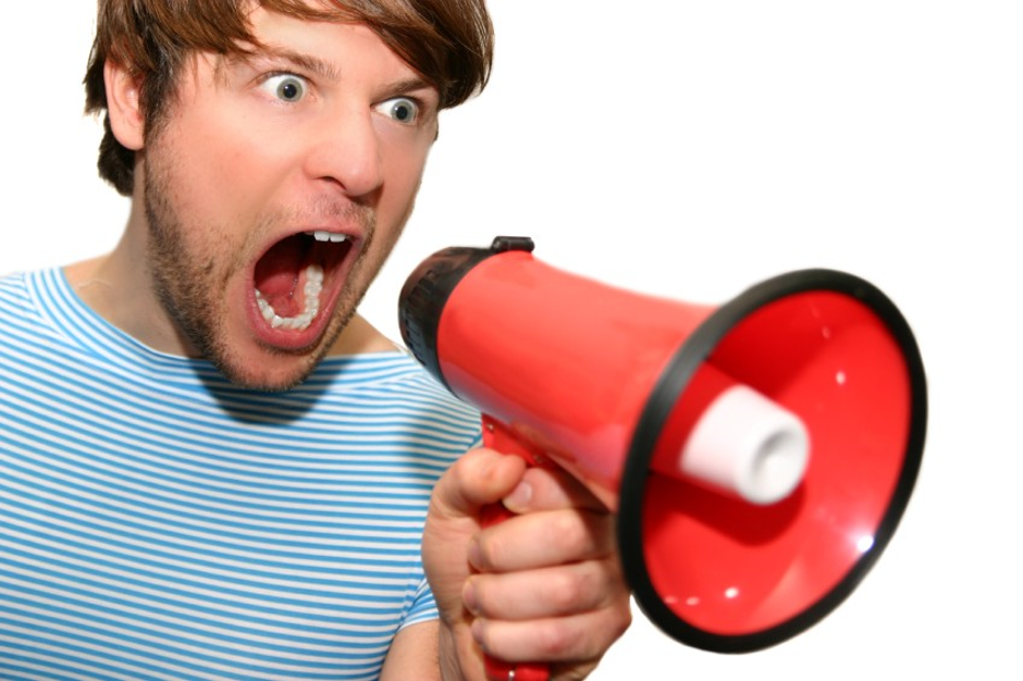 Marketing – It's Not About Shouting The Loudest Anymore