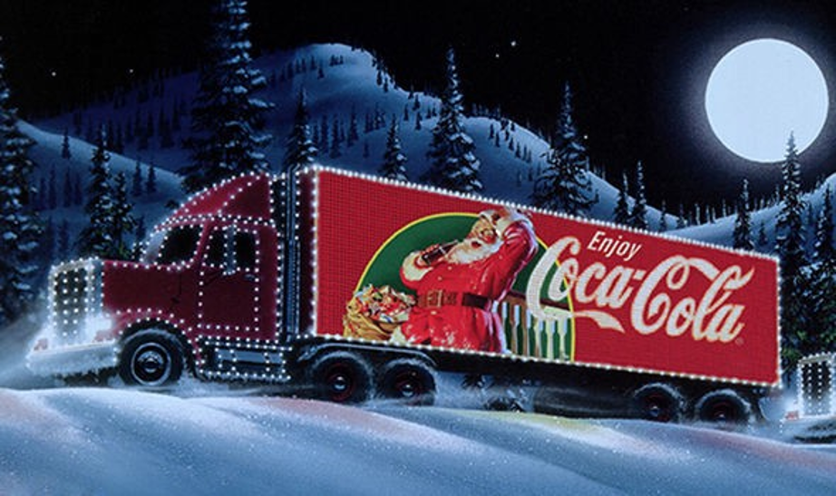 Why Coca-Cola Still Advertises